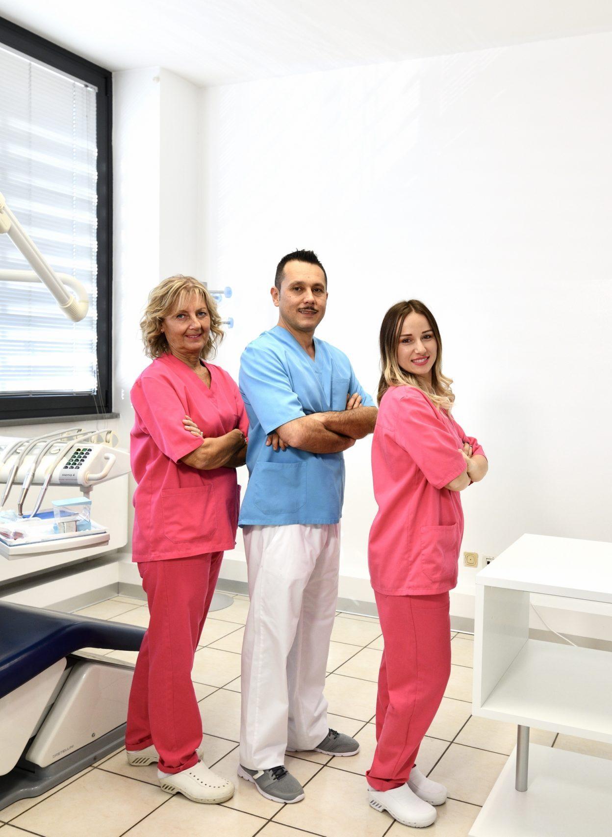 Studio Dentistico Mauro Montanari a Ravenna